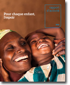 Rapport annuel Unicef France