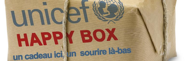 Happy Box : le nec plus ultra du cadeau solidaire