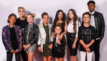 Kids United, messagers d'UNICEF