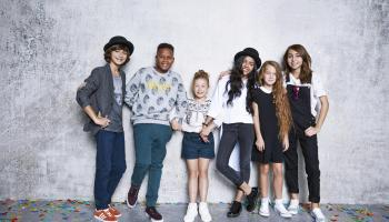 Kid United pour l'UNICEF